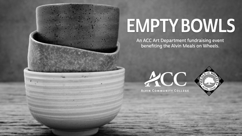 Empty Bowls - An ACC Art Department Fundraising Event