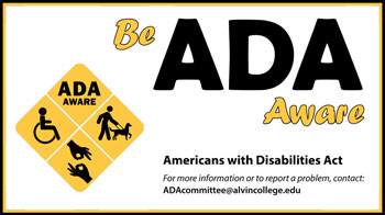 ADA Aware Logo