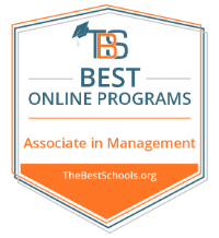Best Online Associate Degree in Management