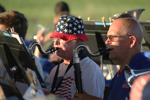 4th of July Performance