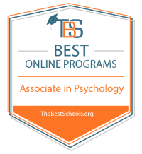 Best Online Associate Degree in Psychology